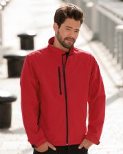 140M Russell Men's Softshell Jacket